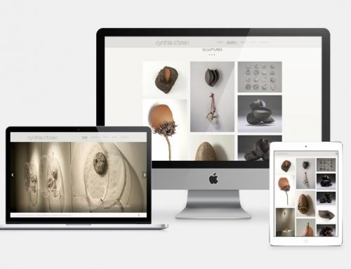 Cynthia O'Brien Web Design
