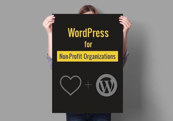 WordPress-for-non-profit-poster-for-web-portfolio