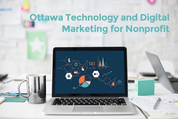 OttawaTechnology and Digital Marketing for Nonprofit banner